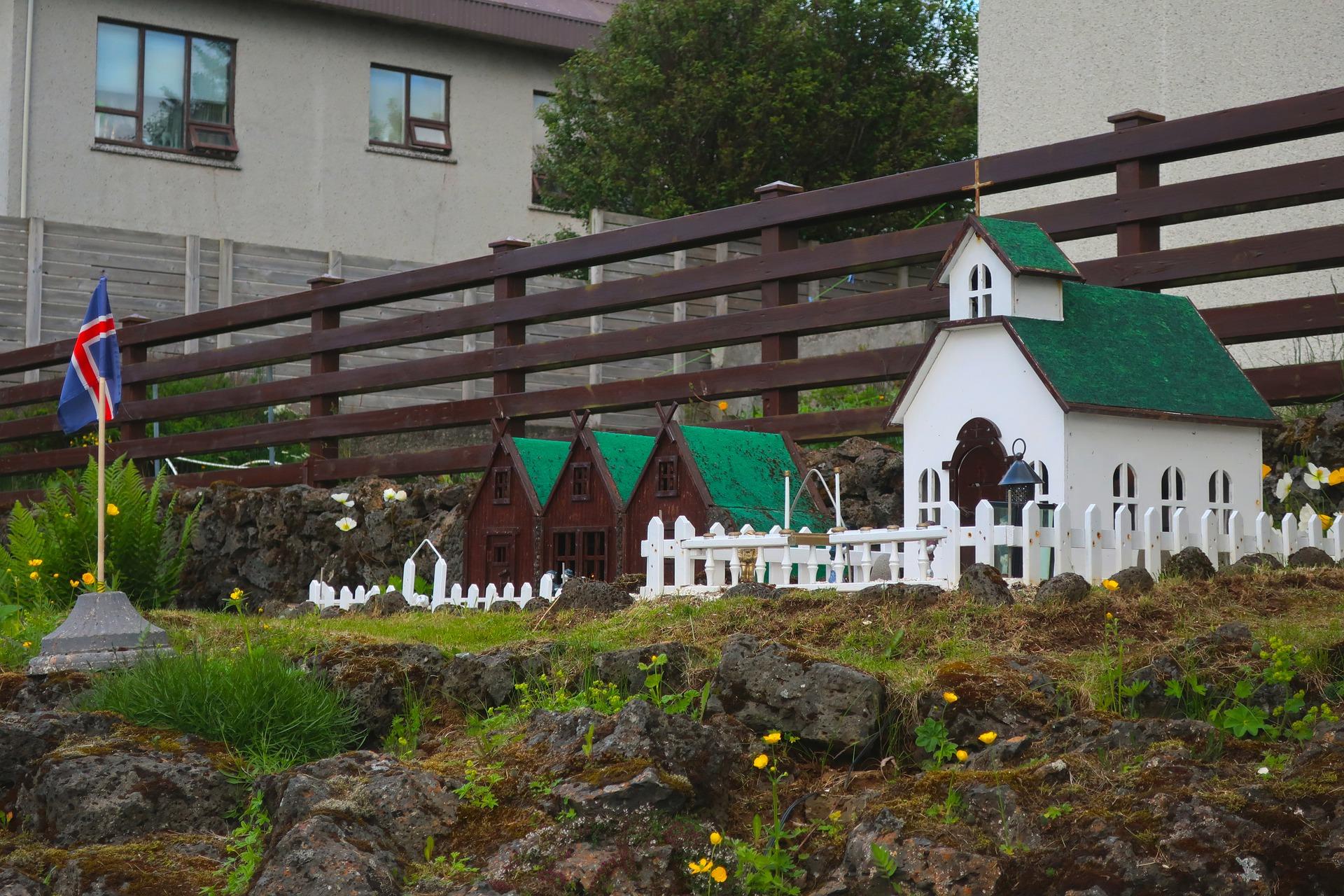 Garð- og landslagsplöntur